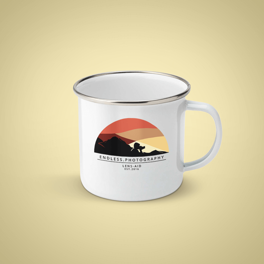 "Tasse für Fotografen ""Endless Photography"""