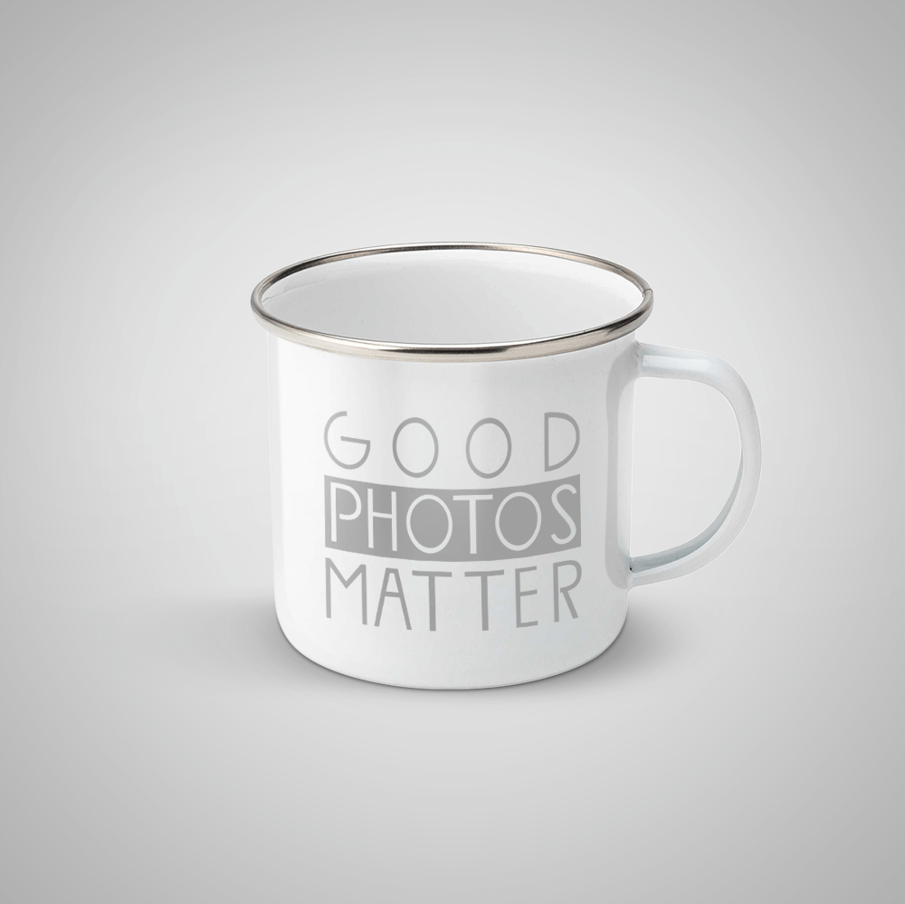 "Tasse für Fotografen ""Good Photos Matter"""